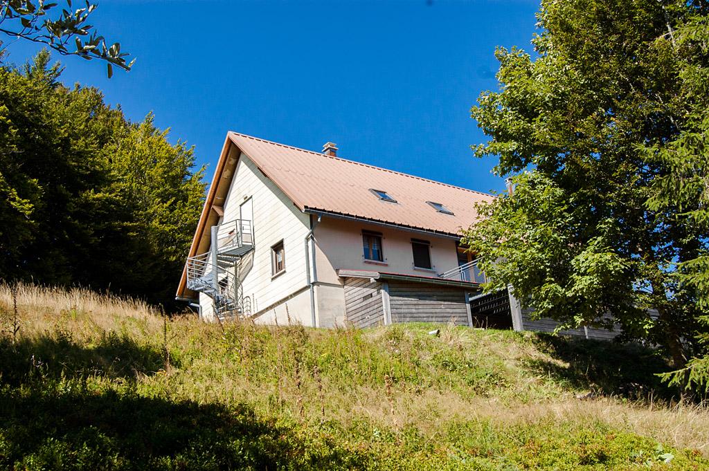 MJC de Sewen : Chalet Refuge Les Alisiers, Langenberg