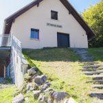 MJC de Sewen - Chalet-Refuge Les Alisiers, Langenberg, Vosges, Alsace