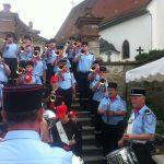 Sewen, Alsace : Fête villageoise de l'Ascension